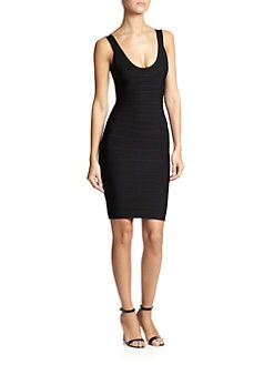 Herve Leger - Bandage Dress