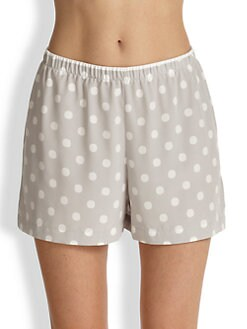 Natori - Polka Dot Shorts