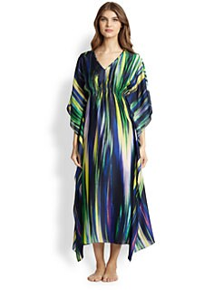Natori - Haworth Printed Caftan