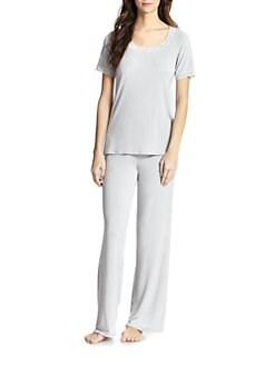 Natori - Feathers Pajama Set