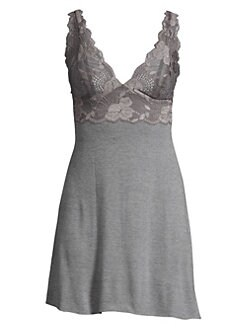 Natori - Zen Floral Lace Chemise