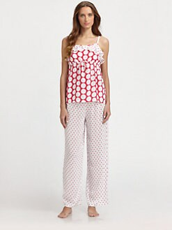 Josie - Polka Dot Pajama Set