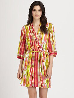Josie - Sulu Short Robe
