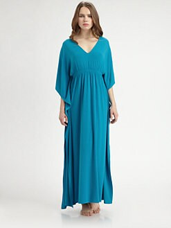 Natori - Jersey Long Caftan