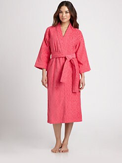 Natori - Essence Printed Long Robe