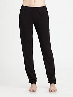 Natori - Slim Jersey Knit lounge Pants
