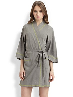 Josie - Essential Short Robe