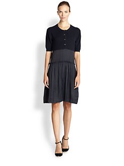 Nina Ricci - Cardigan Dress