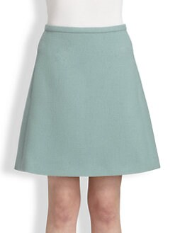 Chloe - Wool Skirt