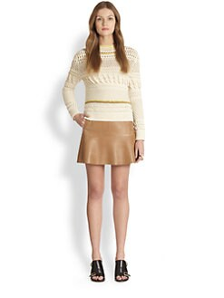 Chloe - Cable-Knit Sweater