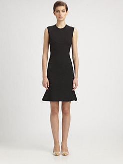 Stella McCartney - Jersey Flounce Dress