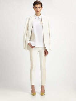 Stella McCartney - Textured Suiting Jacket