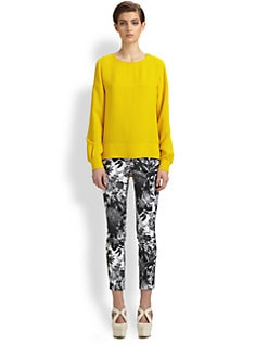 Stella McCartney - Cady Blouse