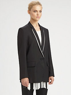 Stella McCartney - Double Lapel Blazer