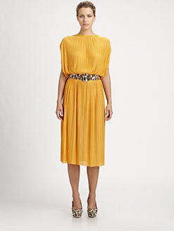 Stella McCartney - Pleated Dress