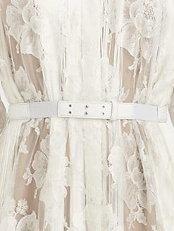 Stella McCartney - Skinny Belt