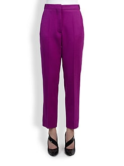 Stella McCartney - Wool Ankle Pants
