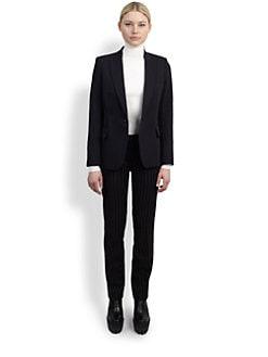 Stella McCartney - Pinstripe Blazer