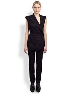 Stella McCartney - Pinstripe Vest