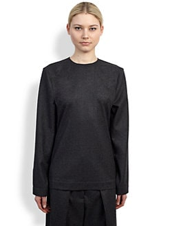 Stella McCartney - Wool Tunic Top