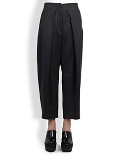 Stella McCartney - Oversized Wool Pants