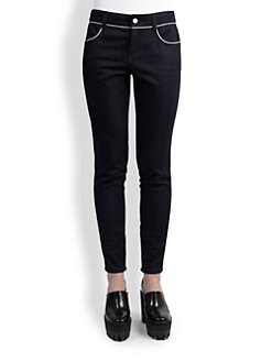 Stella McCartney - Piped Denim Jeans