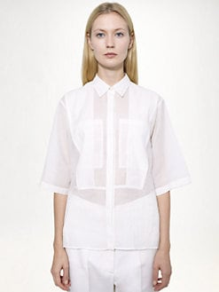 Stella McCartney - Organdy Blouse