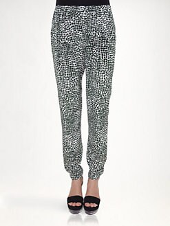 Stella McCartney - Silk Harem Pants