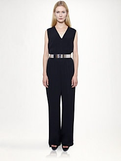 Stella McCartney - Stretch Cady Jumpsuit