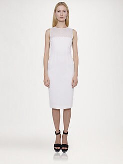 Stella McCartney - Lace Inset Dress