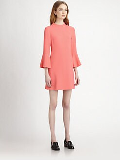 Stella McCartney - Bell-Sleeved Dress