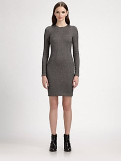 Stella McCartney - Giselle Stretch Tweed Dress