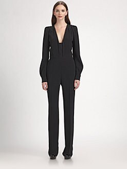 Stella McCartney - Stretch Crepe Jumpsuit