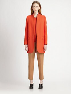 Stella McCartney - Wool & Cashmere Coat