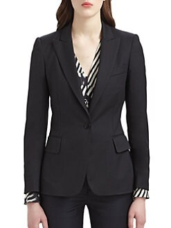 Stella McCartney - Wool Blazer