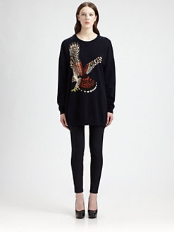 Stella McCartney - Wool Eagle Sweater