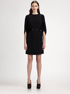 Stella McCartney - Split-Sleeve Dress