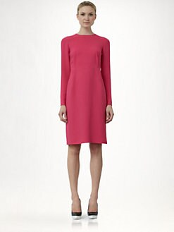 Stella McCartney - Mix Cady Dress