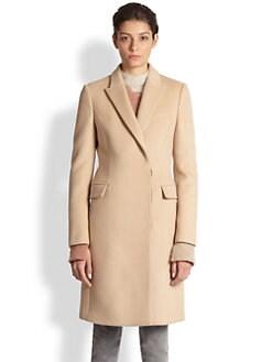 Stella McCartney - Florence Camel Coat