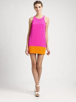 Jay Godfrey - Aspin Silk Dress