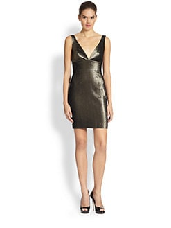 Jay Godfrey - Wolfe Triangle Cup Dress