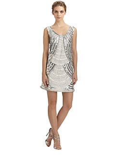 Notte by Marchesa - Sequined Dress