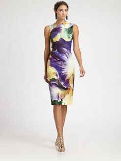 Oscar de la Renta - Iris Dress