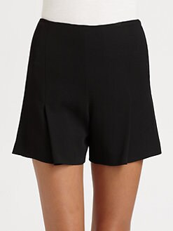Oscar de la Renta - Pleat Shorts