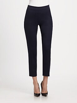 St. John - Stretch Wool Emma Pants