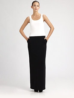 St. John - Milano Knit Gown