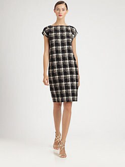 St. John - Tweed Dress