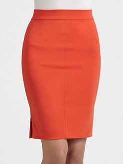 Josie Natori - Pencil Skirt