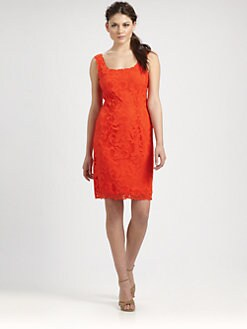 Josie Natori - Lace Tank Dress