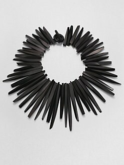 Josie Natori - Darkwood Necklace
